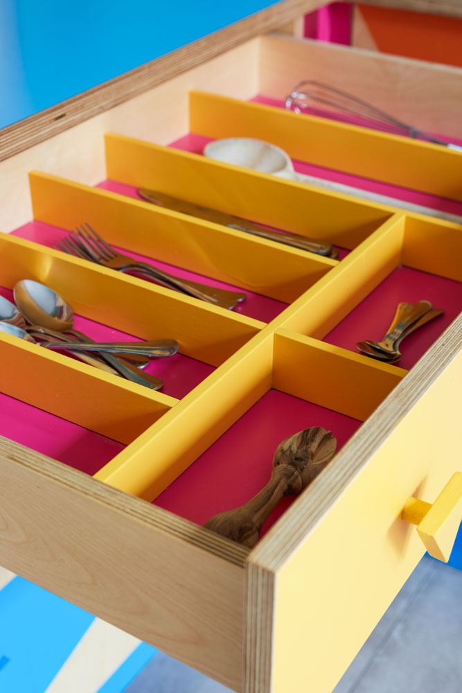 cutlery inserts , bespoke cutlery inserts