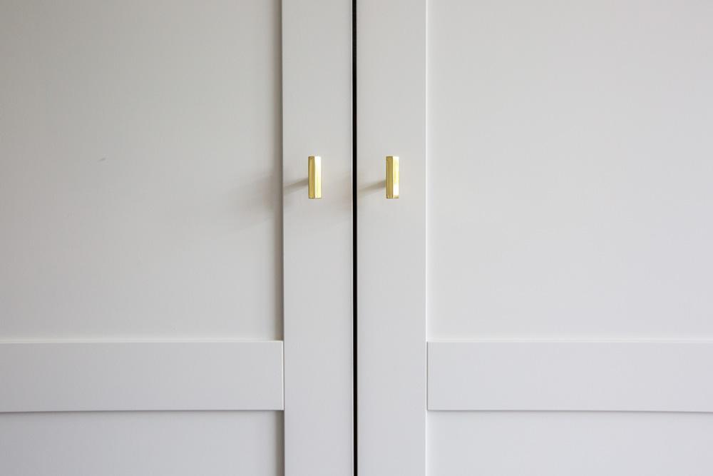 Paneled shaker wardrobe wardrobe handles